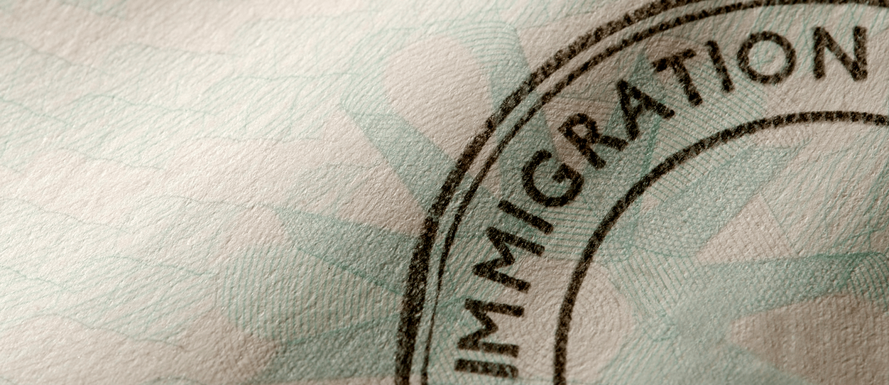 Services Immigration Immigration Stamp